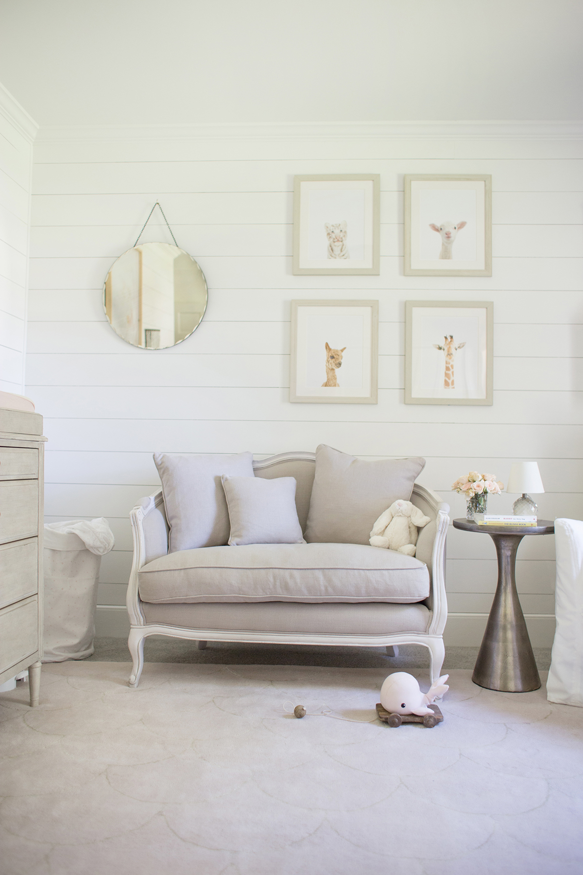 Benjamin Moore Baby Room Colors