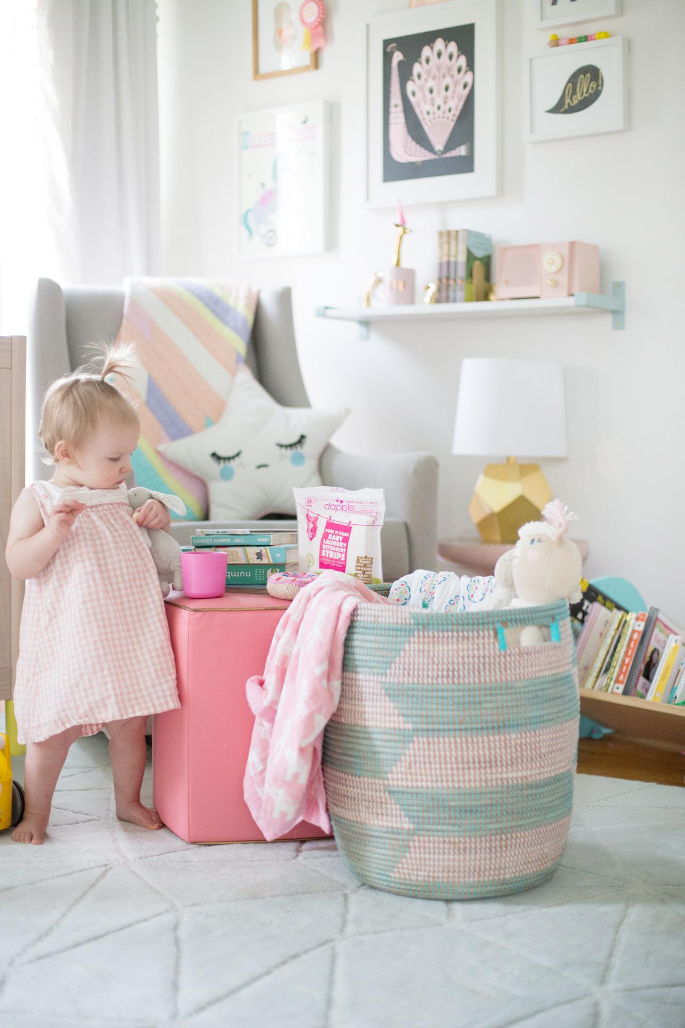 Doing Baby Laundry With Dapple Baby Lay Baby Lay Lay