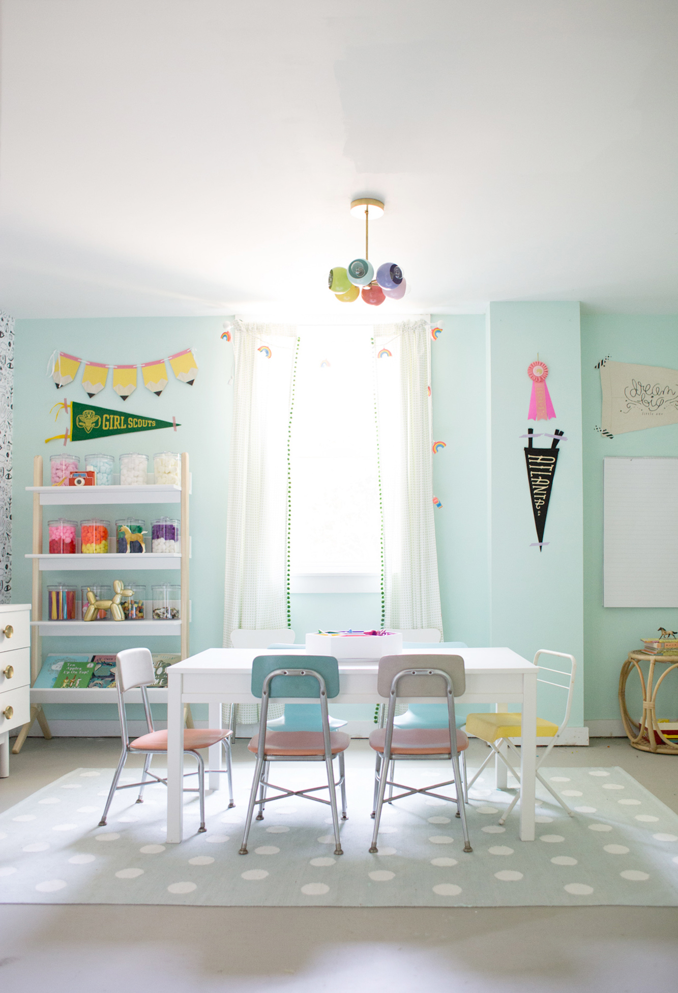 craft room ideas for kids - Lay Baby Lay Lay Baby Lay