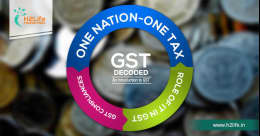 Get your organisation up to speed on GST