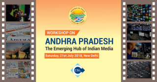 Andhra Pradesh - the Emerging Hub of Indian Media