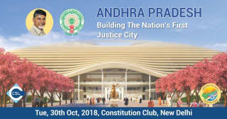 Special Workshop - Andhra Pradesh: Building the Nation's First Justice City