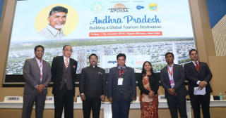 Workshop on: Andhra Pradesh: Building a Global Tourism Destination on 11th January 2019 at Vigyan Bhavan