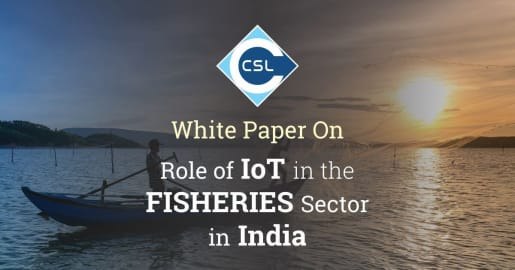 The paper discusses how IoT can help optimise the management of resources and increase productivity of Indian fisheries industry.