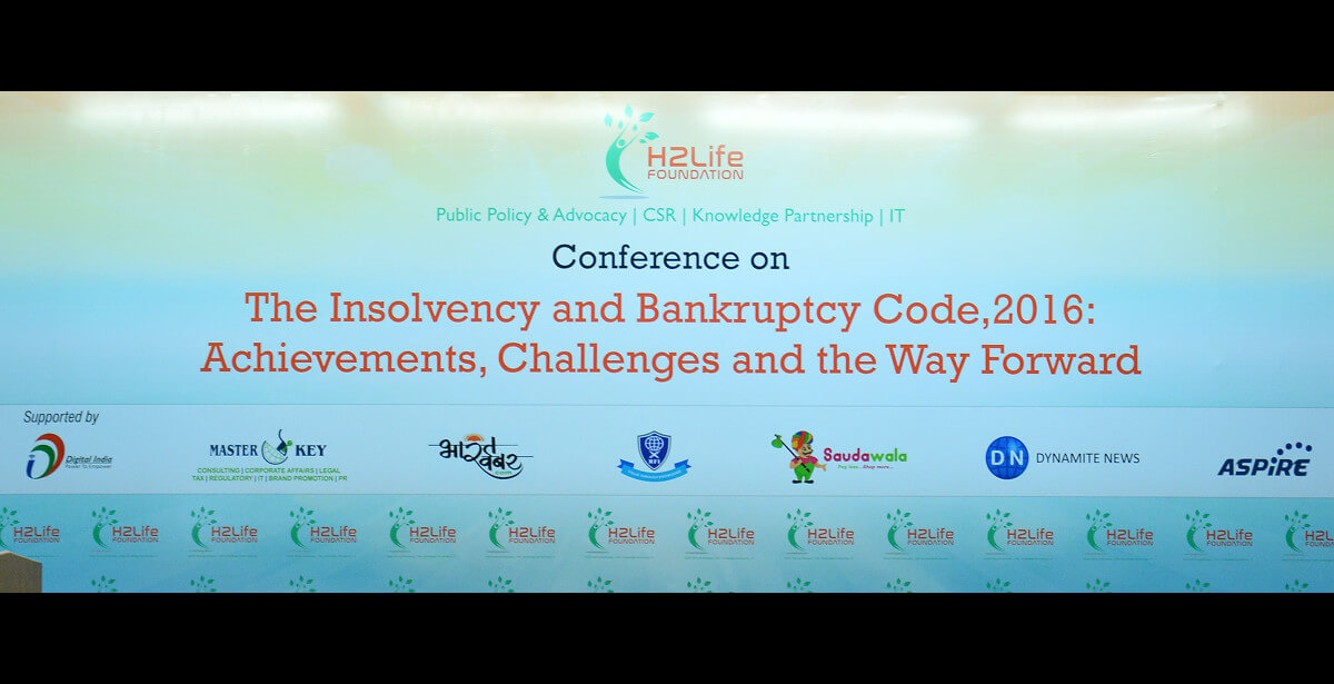 Conference on Insolvency and Bankruptcy Code, 2016