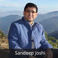 Sandeep Joshi H2life Foundation