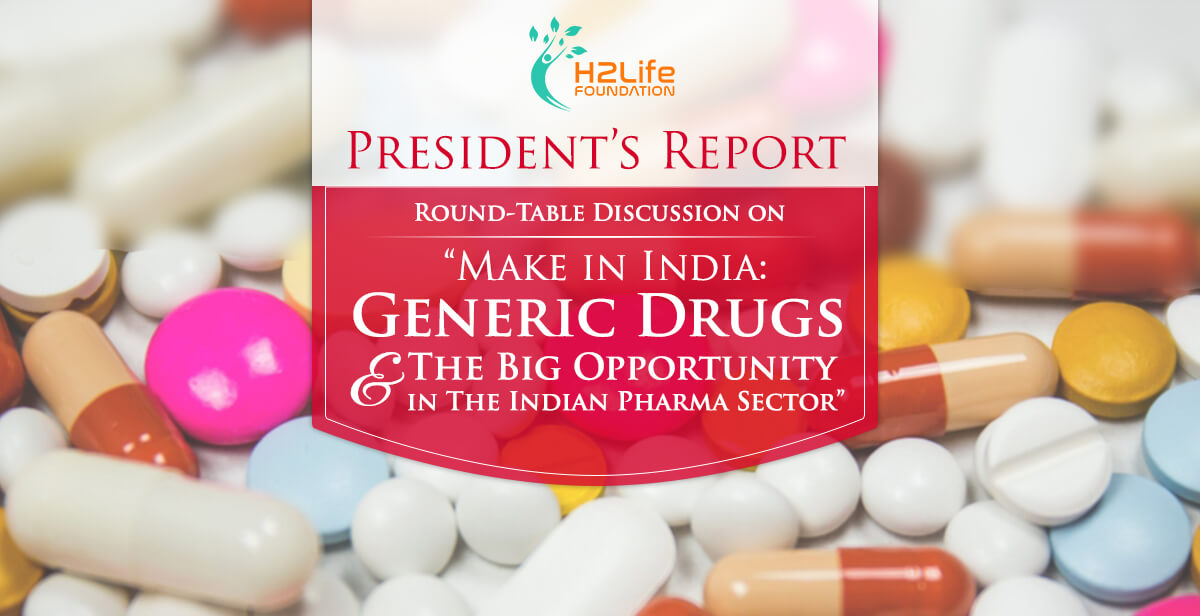 Round-table discussion - H2 Life Foundation