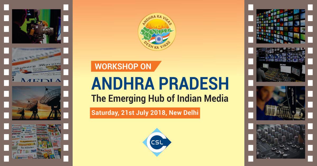 Andhra Pradesh - the Emerging Hub of Indian Media