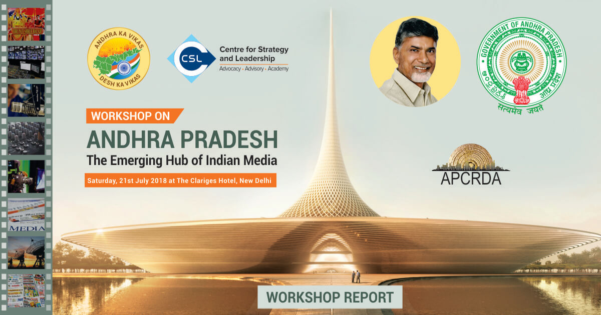 Andhra Pradesh: The Emerging Hub of Indian Media – Workshop Report