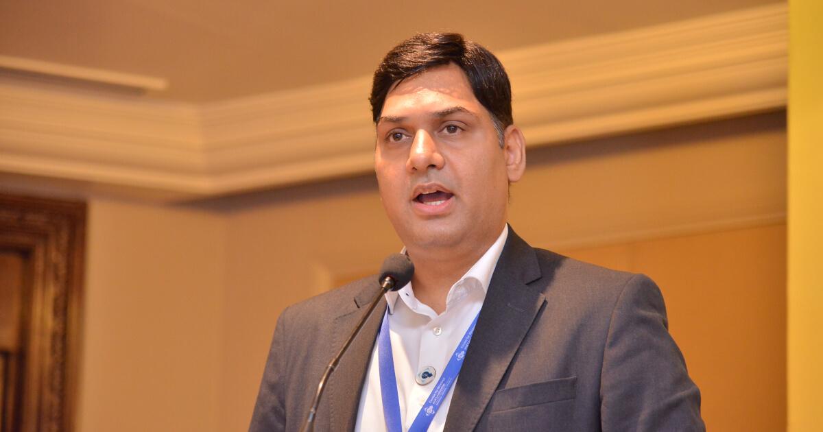 Shri Vikas Sharma, Director & Chief Executive of CSL praised the visionary leadership of Shri N. Chandra Babu Naidu