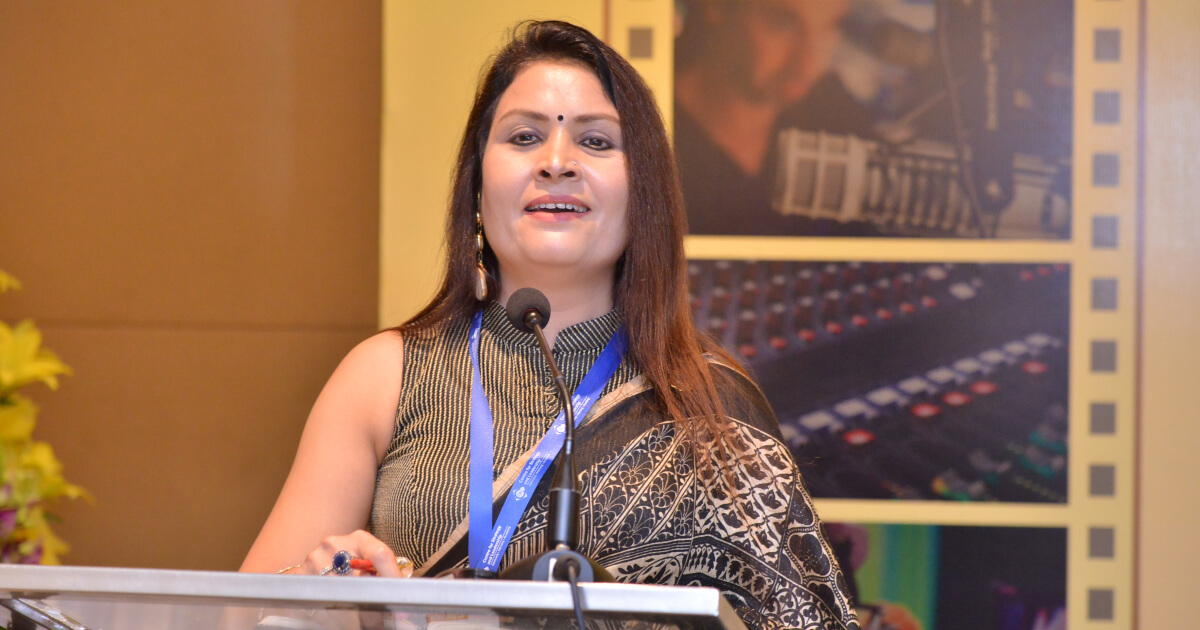 Ms. Archana Verma, Group Vice President, Reliance ADAG talked about facilitating investments in Andhra Pradesh