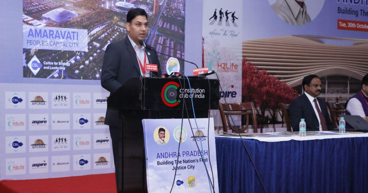 Vikas Sharma, Director and Chief Executive, CSL