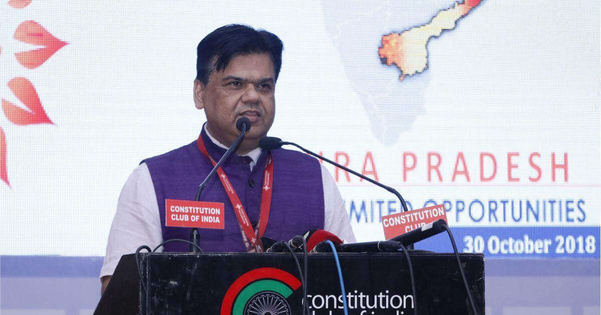Mr. Praveen Prakash (IAS), Resident Commissioner, AP Government