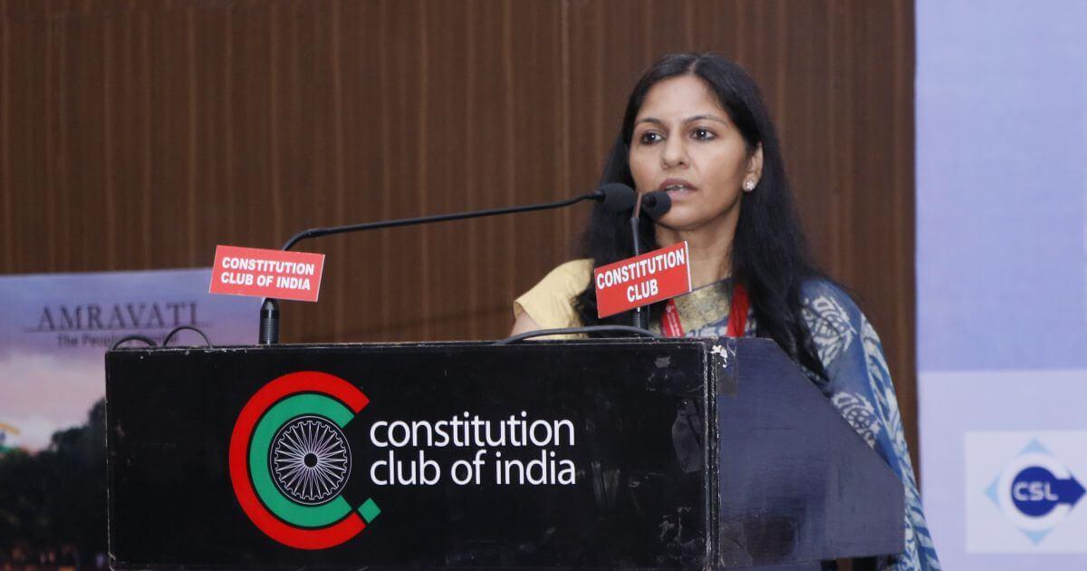 Ms. Bhavna Saxena (IPS), OSD AP Economic Development Board promised full support for Investors