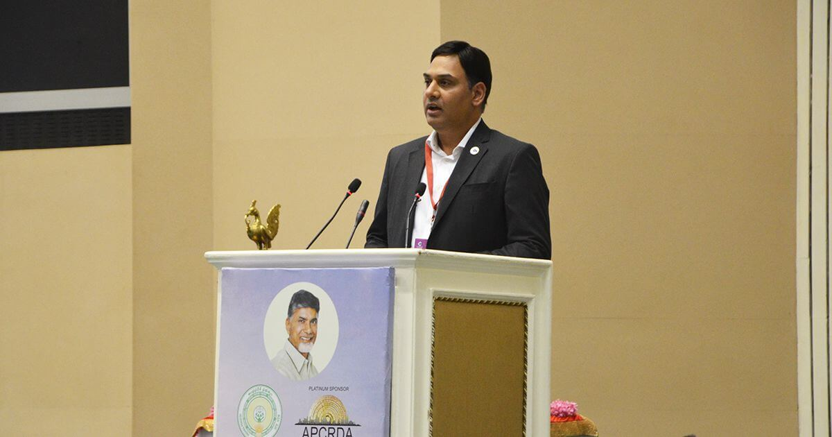 Vikas Sharma, Director and Chief Executive, CSL