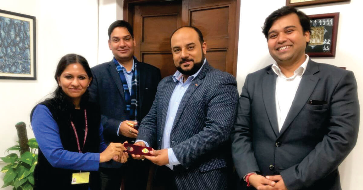CSL organised an Investor Meet with AP Economic Development