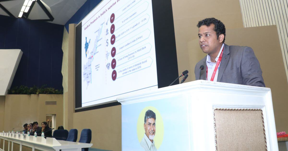 Mr Himanshu Shukla, IAS, Director Tourism, Government of Andhra Pradesh