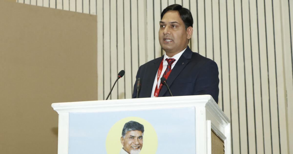 Mr Vikas Sharma, Director and Chief Executive, CSL