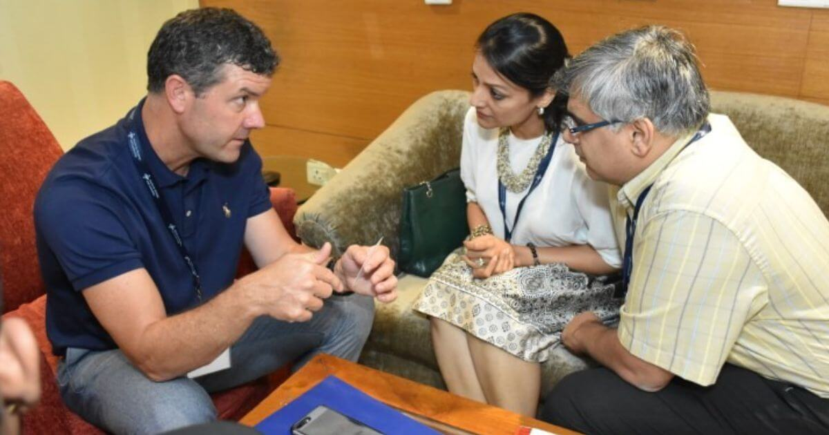 One to one interaction with Mr. Chris Somers, President, Canadian International Inc.