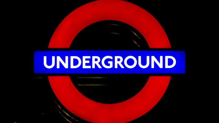 London Underground - Night