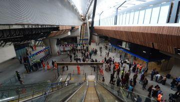 London Bridge New Concourse