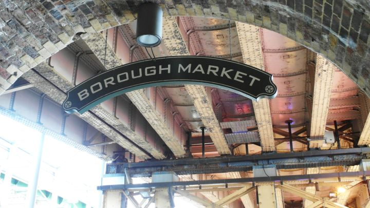 Borough Market Arches