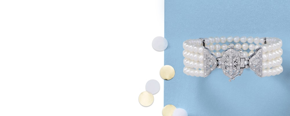 Pearls Icons of Natural Beauty. Image Featuring Pearl Jewelry 469158