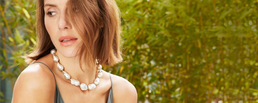 Baroque Pearl Jewelry