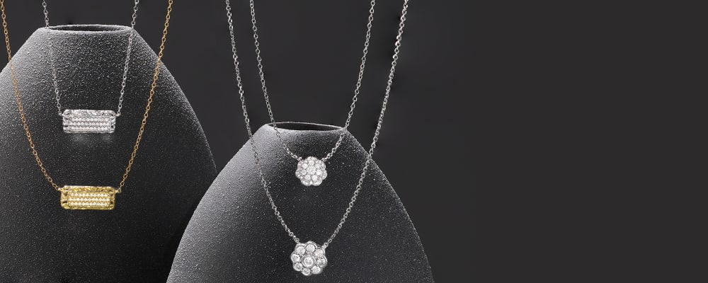 Contemporary modern must-haves. Image Featuring Contemporary Necklaces