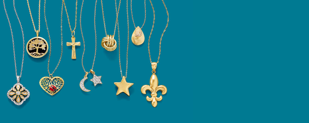 Pendants. Charming And Meaningful