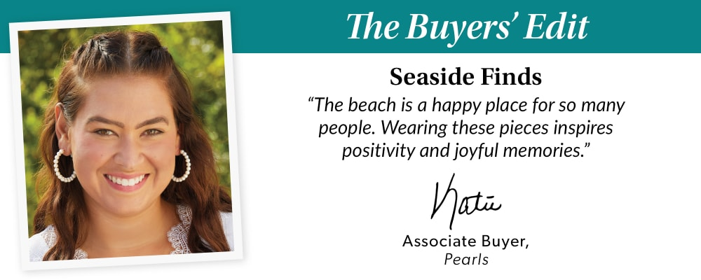 The Buyer's Edit. Seaside Finds