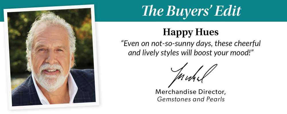 The Buyer's Edit. Summer Sunshine