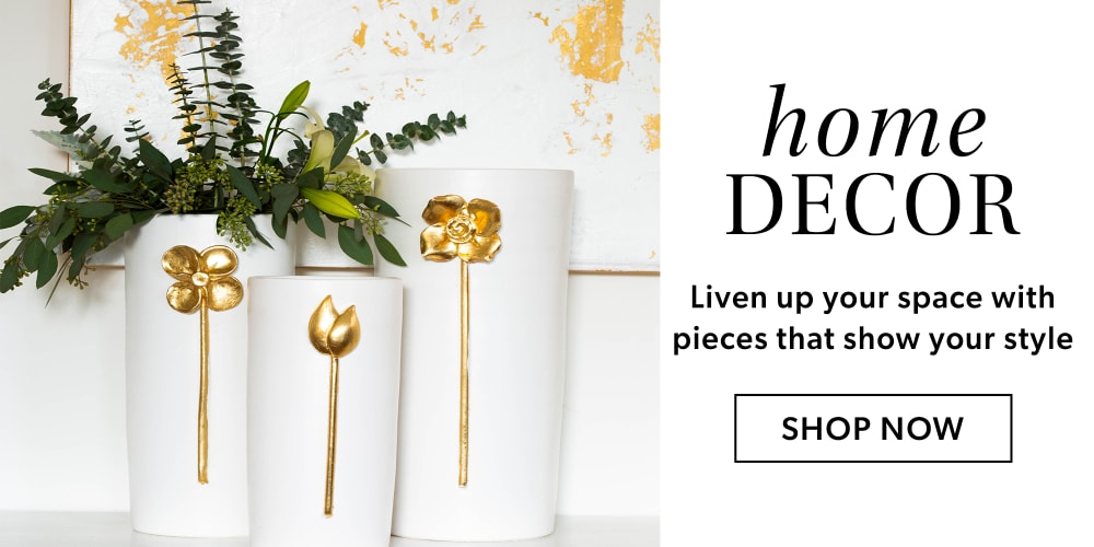 Home Decore. Liven Up Your Space With Pieces That Show Your Style. Shop Now