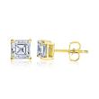 1.90 ct. t.w. Diamond Stud Earrings in 14kt Yellow Gold