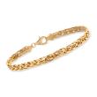 14kt Yellow Gold Link Bracelet