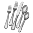 "Mikasa ""Bravo"" 65-pc. Service for 12 18/10 Stainless Steel Flatware Set"