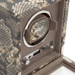"""Wolf """"Exotic"""" Tan Leather Single Watch Winder"""