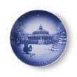 Bing & Grondahl 2021 Annual Porcelain Christmas Plate - 127th Edition