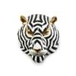 """Lladro """"Tiger Mask"""" Porcelain Figurine"""