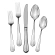 """Mikasa """"Colette"""" 45-pc. Service for 8 18/10 Stainless Steel Flatware Set"""