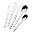"Mikasa ""Zena"" 45-pc. Service for 8 Flatware Set"