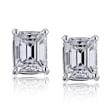 1.40 ct. t.w. Diamond Stud Earrings in 14kt White Gold
