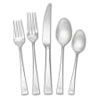 """Mikasa """"Lucia"""" 65-pc. Service for 12 18/10 Stainless Steel Flatware Set"""