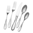 """Mikasa """"Lilah"""" 20-pc. Service for 4 18/10 Stainless Steel Flatware Set"""