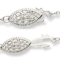 Fishhook Jewelry Clasp