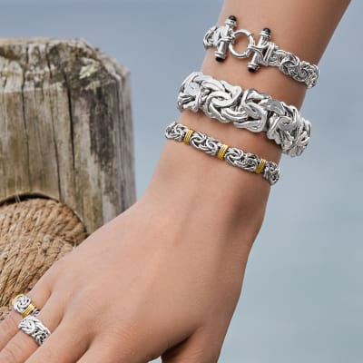 Value prices on sterling silver. Shop Now. Image Featuring