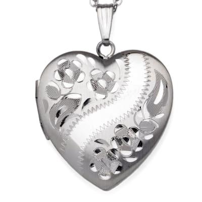 Heart Pendants. Image Featuring a Heart Pendant