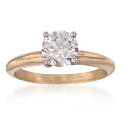 April Diamond. Image Featuring Diamond Ring