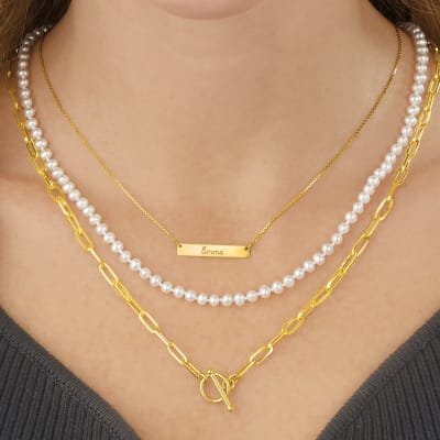 Radiant necklaces you'll wear on repeat. Shop Now