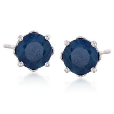 Sapphire Studs